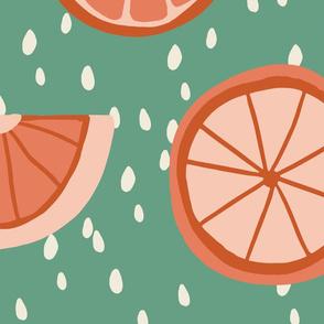 Tangerine Seed