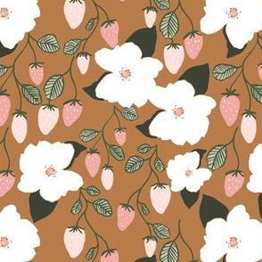 Strawberry Magnolia Large