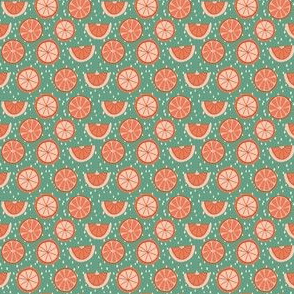 Tangerine Seed Small