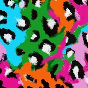 leopard print // animal print // cheetah print