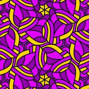 Gold Purple Mix