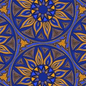 Blue Gold Medley