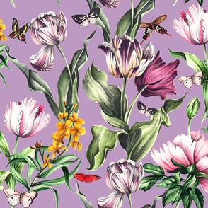 Moody Blooms - Levander