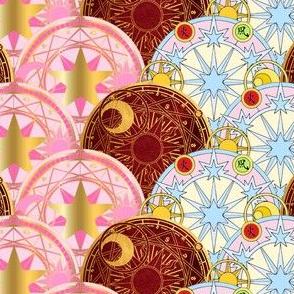 Sakura summoning scale