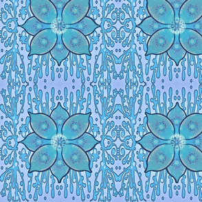 Bloom'n Seaweed:Whimzpix Creation G100