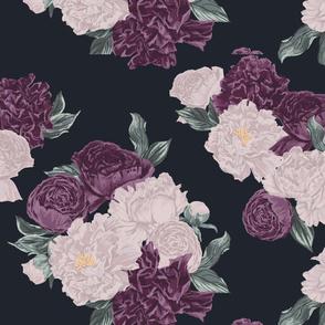 Moonlit Florals