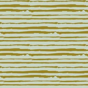 horizon landscape stripe - mustard