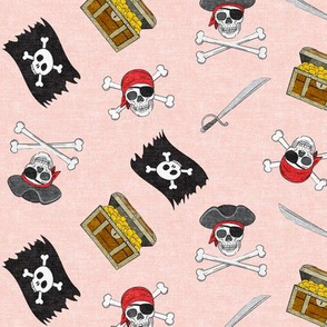 Pirate Medley - Pink - LAD19