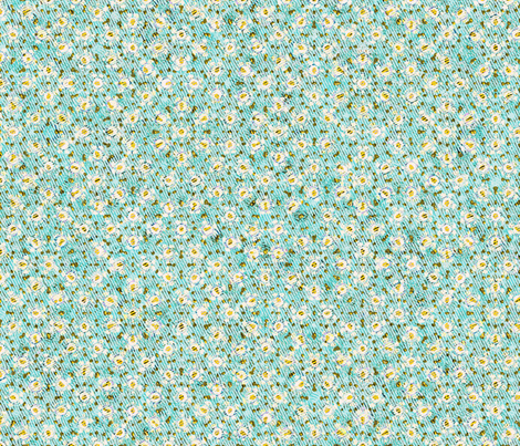 Valence - paquerette fabric by ormolu on Spoonflower - custom fabric
