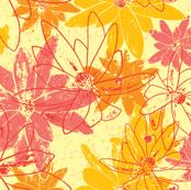 Floral Mood - Summer Sun