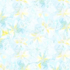 Frangipani Light Turquoise