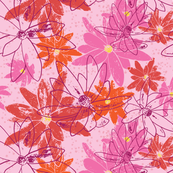 Floral Mood - Dreaming of Pinks