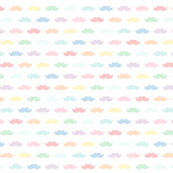 pastel rainbow lighter xl staches