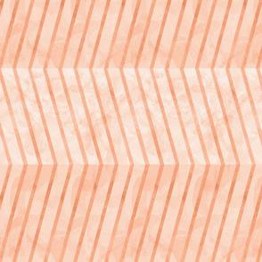 herringbone_peach_peche_creme