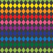 Rainbowharlequin Grey