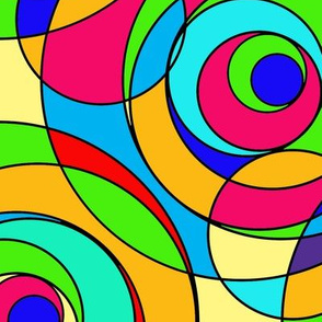 Mod Circles from ArtGreen