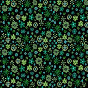Emerald Green Garden