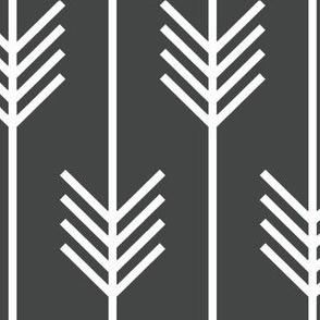 arrows dark grey