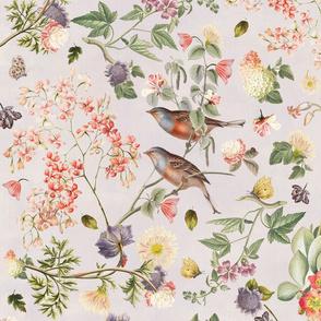 English Garden - Pale Lavender