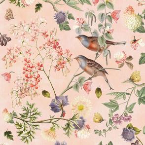 English Garden - Pale Peach