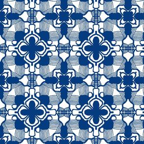 New Picnic, Navy blue