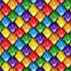 Rainbow Wyrm