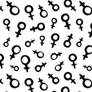 Ebenholz und weißer Lesben-Sex