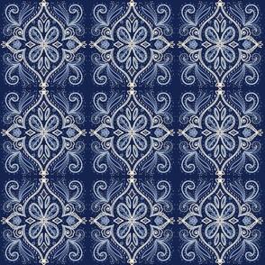 Indigo Tiles
