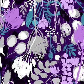 Wild Amethyst Floral