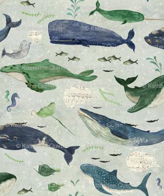 Whale chorus