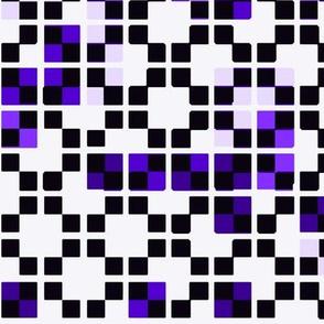 Scatter Board - Purple