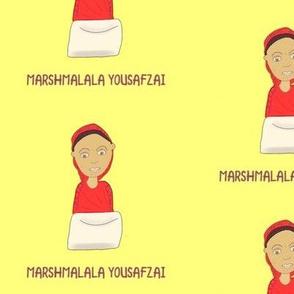 Marshmalala Yousafzai