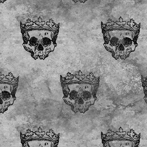 Skulls on Stone