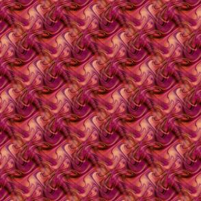 Red Tidalwave - Gradient Fractal