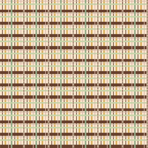 autumn plaid and dot-vertical