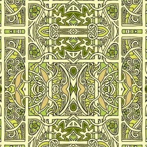 Abstractly Twisted and Lemony Green