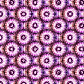Purple Daisy Wheels