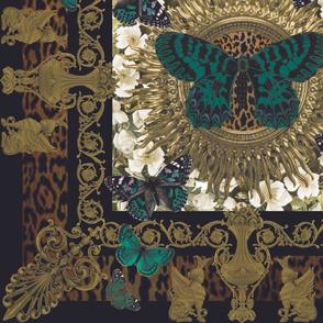 Baroque Butterflies