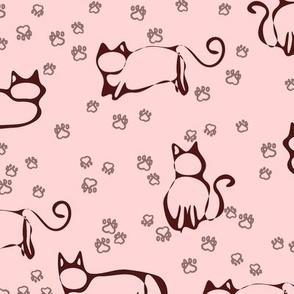 Affirmation Cat Enjoy Life