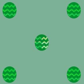 Easter_Egg_Green_