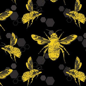 Bold Bees