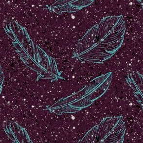 Feathers at Midnight