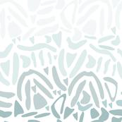 Ombre Organic Pattern2