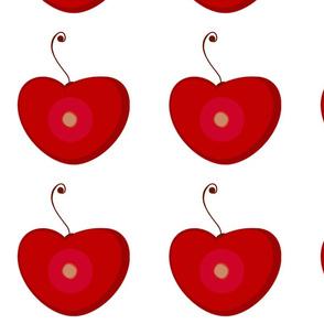 applique cherry