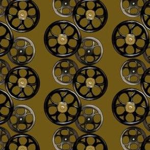 Wheels - Mustard