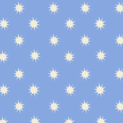 Starry in Periwinkle