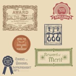 Old-Time School Awards | Fresh Start