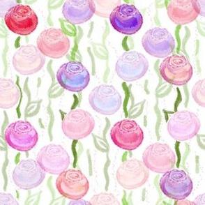 Rose Garden Balloons