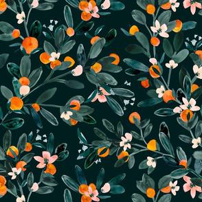 clementine sprigs-dark