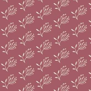 Spanish Rose Quarter Lilies